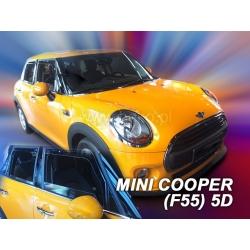 Vėjo deflektoriai MINI COOPER (F55) 5 durų 2014→ (Priekinėms ir galinėms durims)