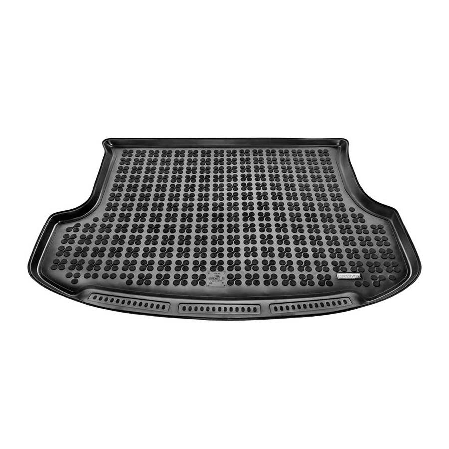 Guminis bagažinės kilimėlis KIA SORENTO 5 vietų 2009-2014