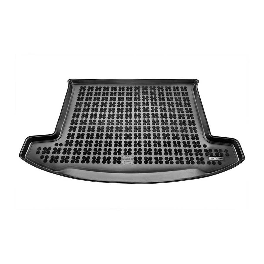 Guminis bagažinės kilimėlis KIA CARENS 7 vietų 2013→