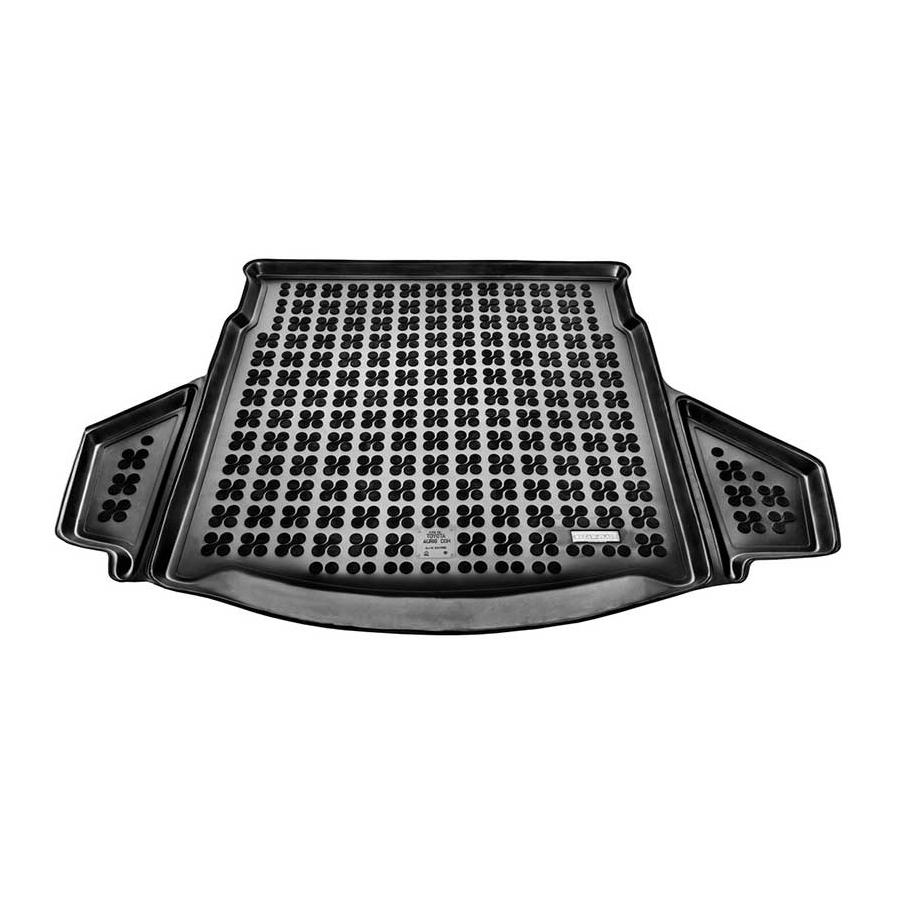 Guminis bagažinės kilimėlis TOYOTA AURIS WAGON Premium su Packet Comfort (viršutinė dalis) 2012-2018