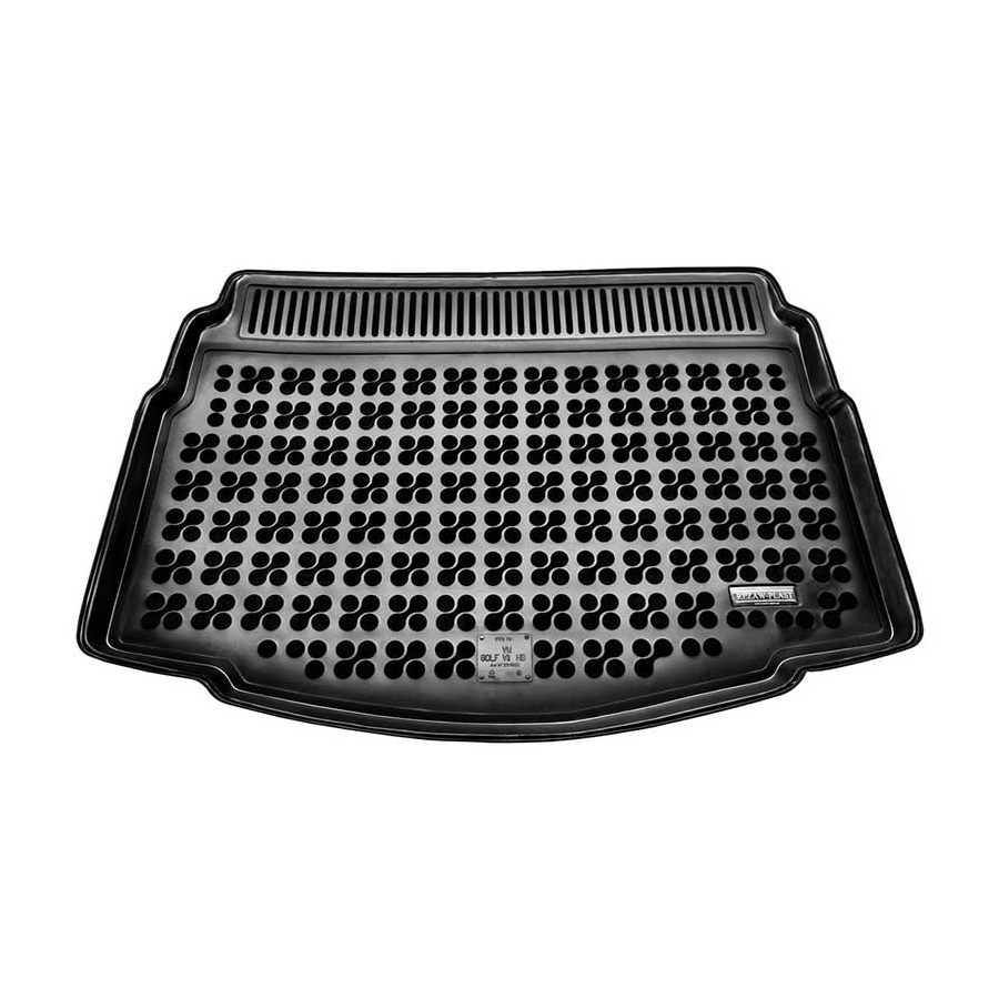 Guminis bagažinės kilimėlis VW GOLF VII Hatchback (apatinė dalis) 2012→