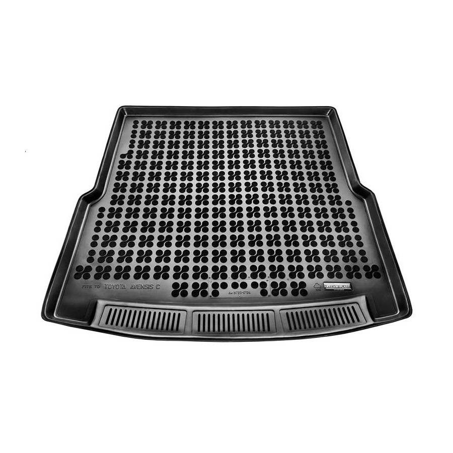 Guminis bagažinės kilimėlis TOYOTA AVENSIS III Wagon 2009-2018 (be šoninių nišų)