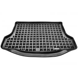 Guminis bagažinės kilimėlis TOYOTA RAV4 su plonu atsarginiu ratu 2013-2018