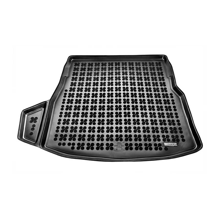 Guminis bagažinės kilimėlis TOYOTA COROLLA Sedan 2013-2018