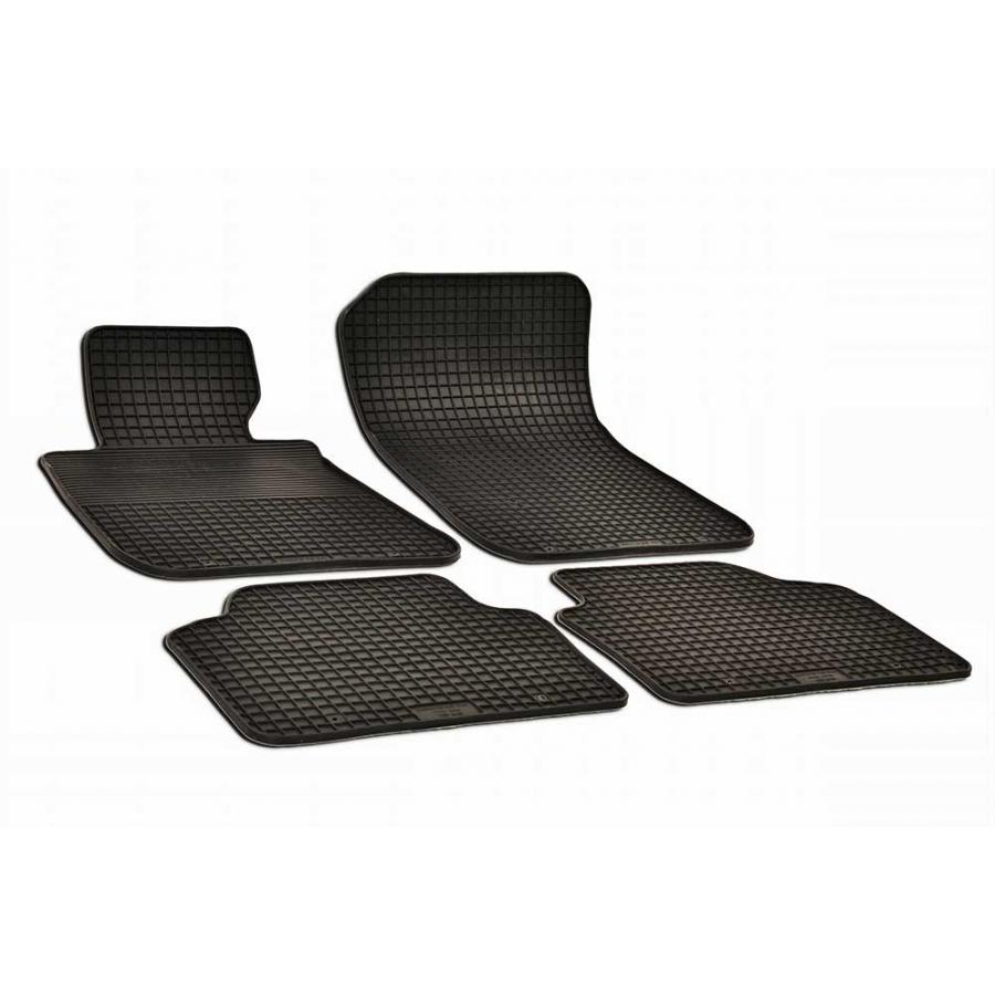 Guminiai kilimėliai BMW 3 E90 2005-2012 (juodos spalvos)