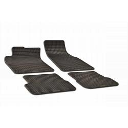 Guminiai kilimėliai AUDI A6 (C6) 2006-2011 (juodos spalvos)
