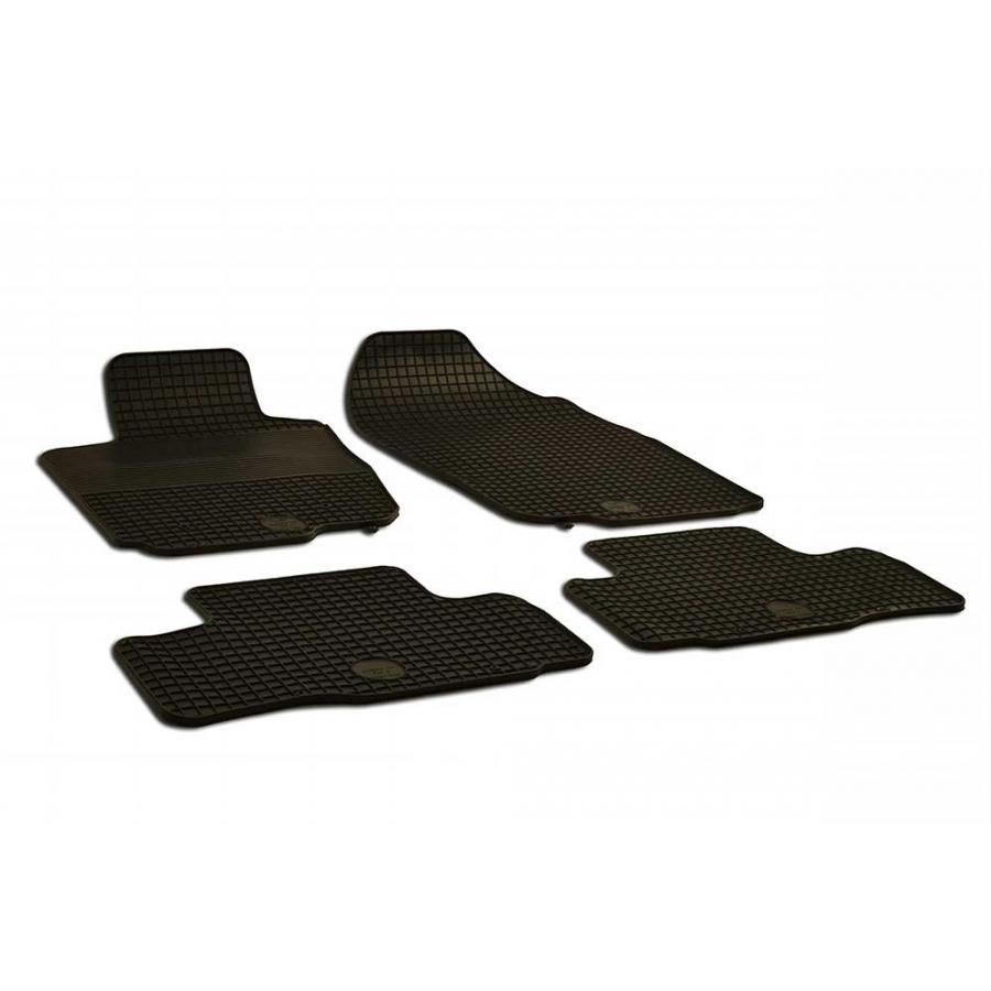 Guminiai kilimėliai TOYOTA RAV4 2006-2012 (juodos spalvos)