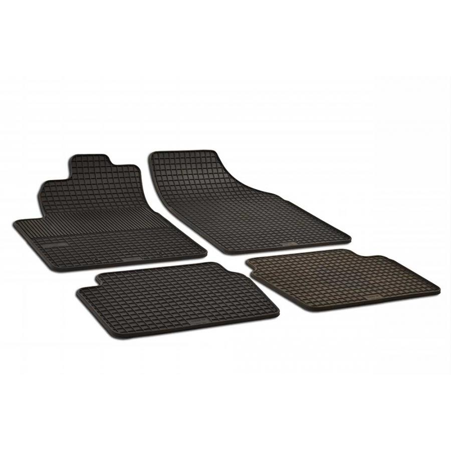 Guminiai kilimėliai Hyundai i10 2007-2013 (juodos spalvos)