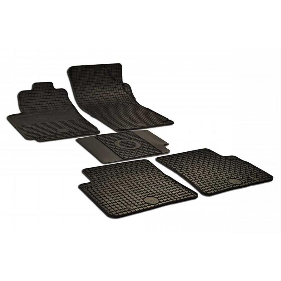 Guminiai kilimėliai CITROEN Xsara Picasso 2003-2010 (juodos spalvos)