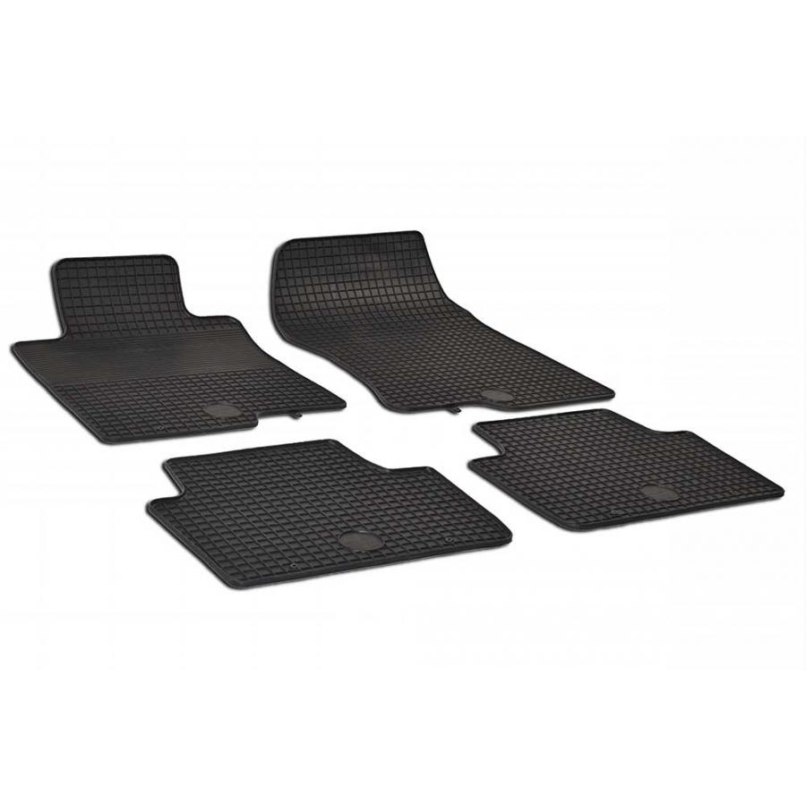 Guminiai kilimėliai HONDA Accord 2008-2012 (juodos spalvos)