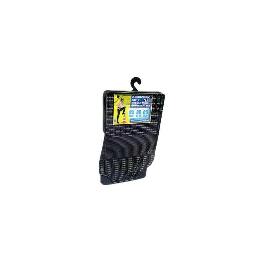 Guminiai kilimėliai MERCEDES-BENZ 190 W201 1982-1993 (juodos spalvos)