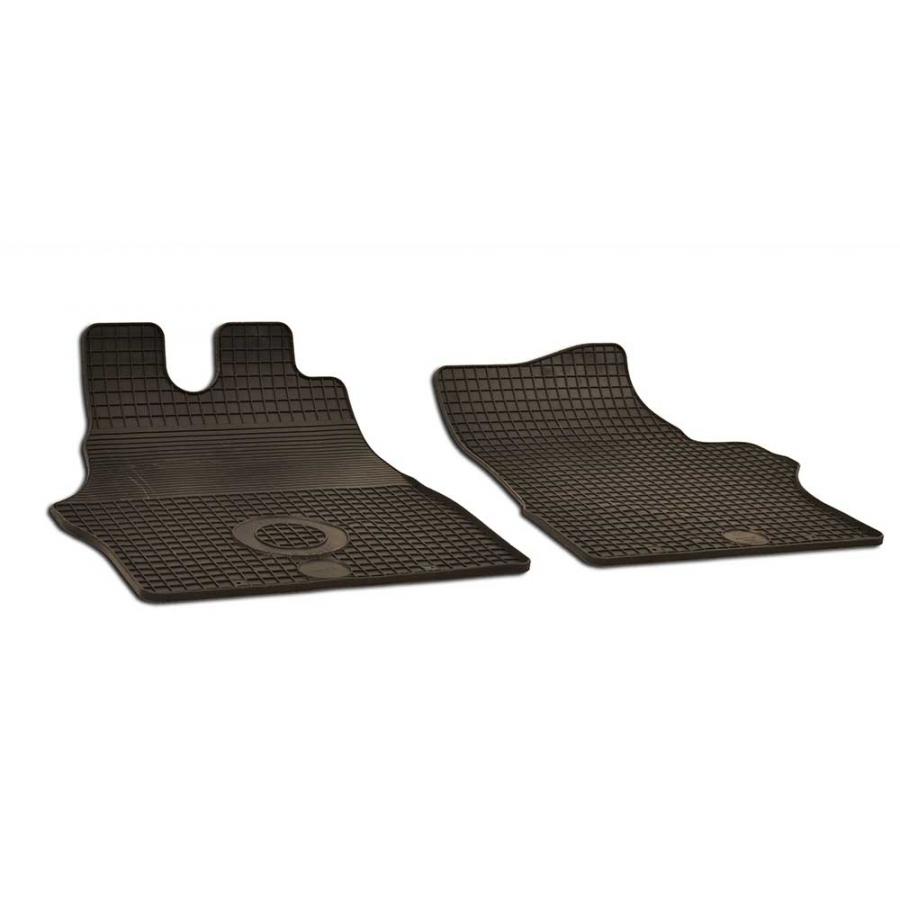 Guminiai kilimėliai MERCEDES-BENZ Vito 1996-2003 (juodos spalvos)