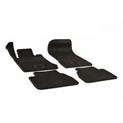 Guminiai kilimėliai MERCEDES-BENZ E-Klasė W211 2002-2008 (juodos spalvos)