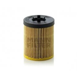 Tepalo filtras MANN-FILTER HU 611/1 X
