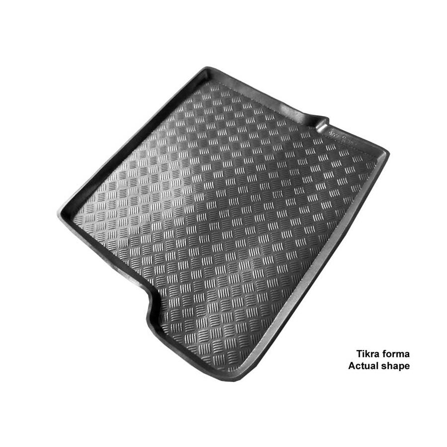 Plastikinis bagažinės kilimėlis BMW X3 E83 2004-2010