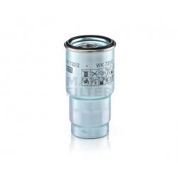 Kuro filtras MANN-FILTER WK 720/2 x