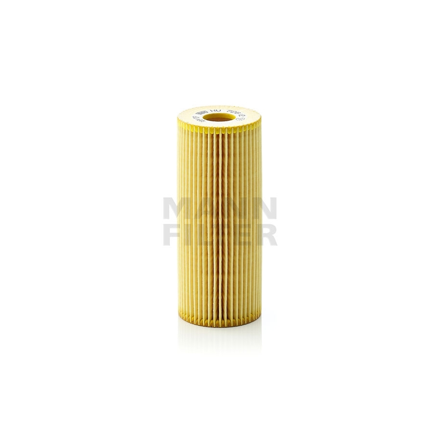 Tepalo filtras MANN-FILTER HU 726/2 x
