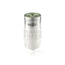 Kuro filtras MANN-FILTER WK 845/1