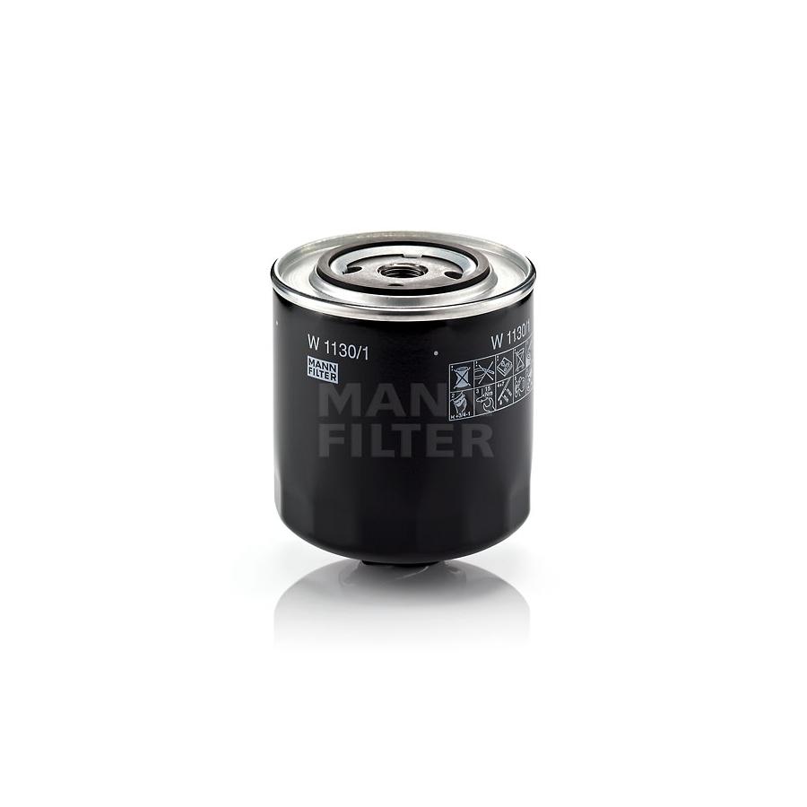 Tepalo filtras MANN-FILTER W 1130/1