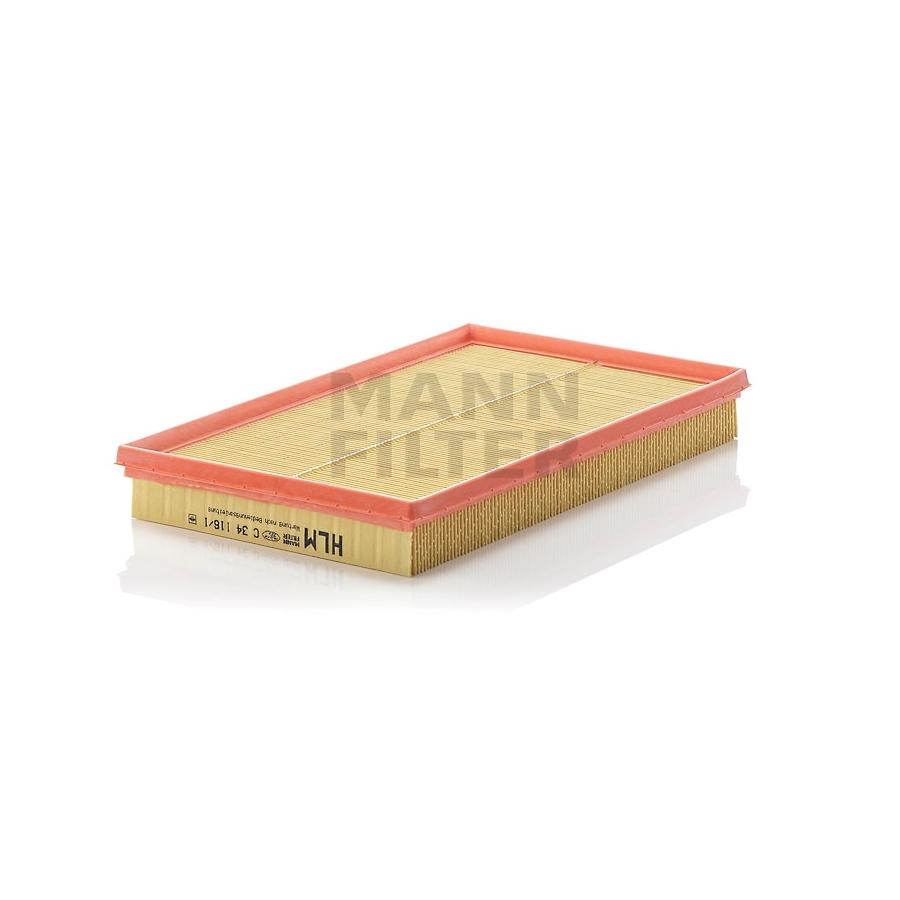 Oro filtras MANN-FILTER C 34 116/1