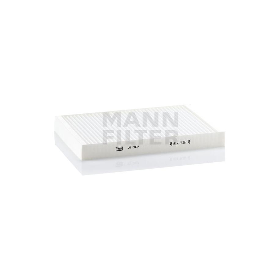 Salono filtras MANN-FILTER CU 3037