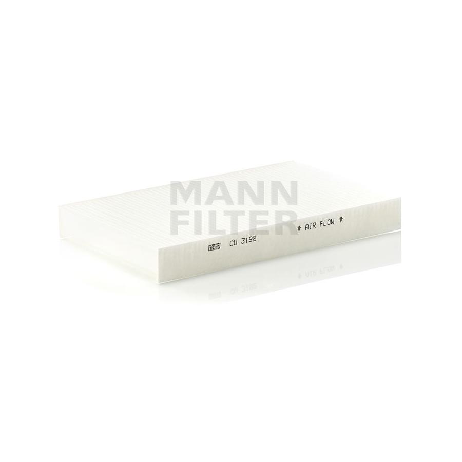 Salono filtras MANN-FILTER CU 3192