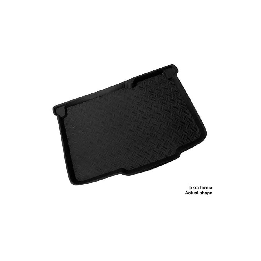 Plastikinis bagažinės kilimėlis OPEL Corsa D gilesniu dugnu 2006-2014