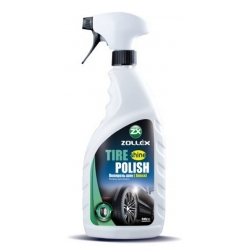 Padangų blizgiklis ZOLLEX Tire Shine Polish, 750ml