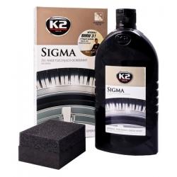 Padangų juodinimo gelis K2 SIGMA, 500ml