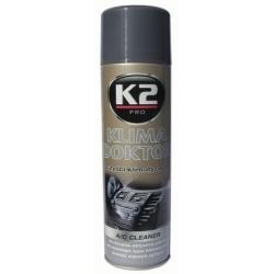 Oro kondicionieriaus valiklis K2 KLIMA DOKTOR, 500ml
