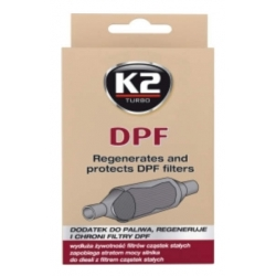 DPF filtro valiklis K2, 50 ml