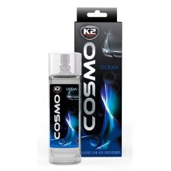 Purškiamas kvapas automobiliui K2 COSMO OCEAN, 50ml