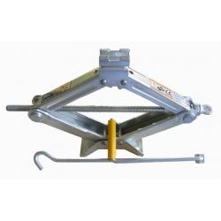 Domkratas mechaninis trapecinis, keliamoji galia iki 1 tonos