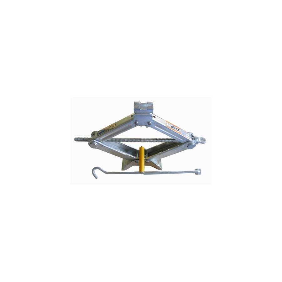 Domkratas mechaninis trapecinis, keliamoji galia iki 1,5 tonos