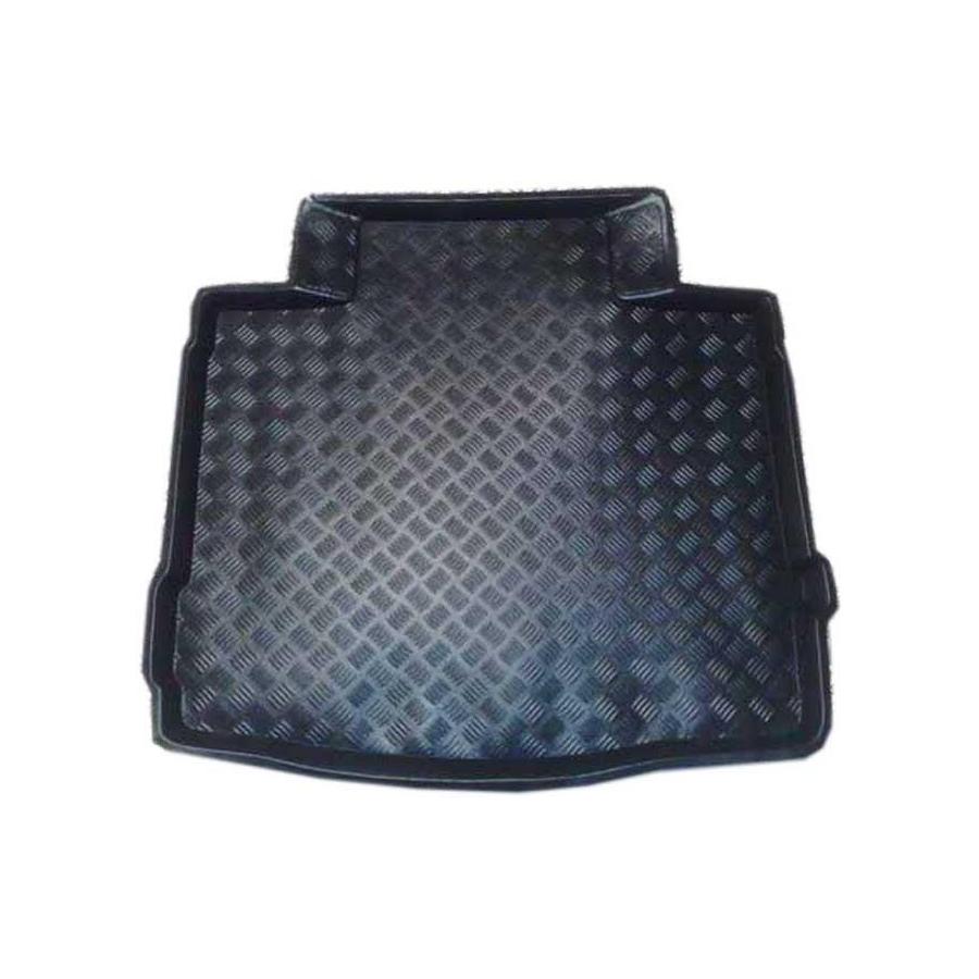 Plastikinis bagažinės kilimėlis OPEL Insignia A Hatchback 5 durų 2008-2017 (Su plonu atsarginiu ratu)