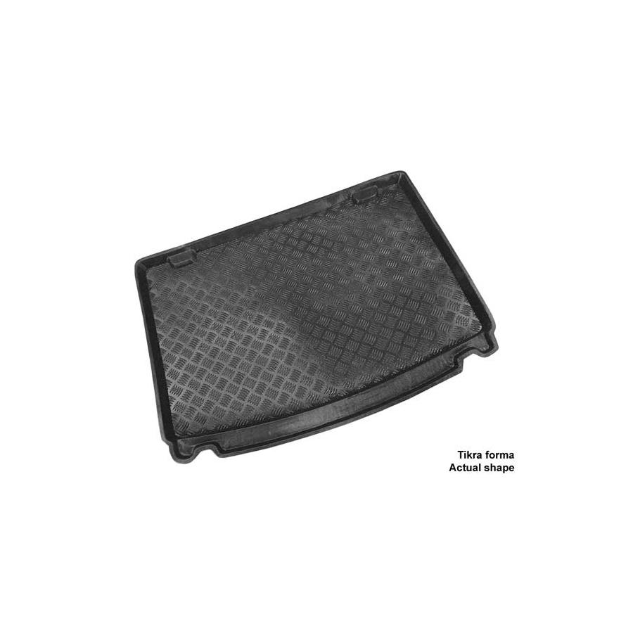 Plastikinis bagažinės kilimėlis PEUGEOT 206 SW 2001-2010