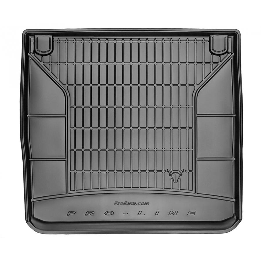 Guminis bagažinės kilimėlis Pro-Line CITROEN C5 II Wagon 2008-2017 (Su skyreliais daiktams)