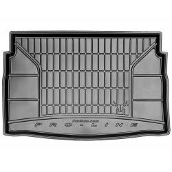 Guminis bagažinės kilimėlis Pro-Line VOLKSWAGEN GOLF VII Sportsvan 2014→ (Su skyreliais daiktams)