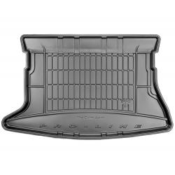 Guminis bagažinės kilimėlis Pro-Line TOYOTA AURIS I Hatchback (5 durų) 2006-2012 (Su skyreliais daiktams)