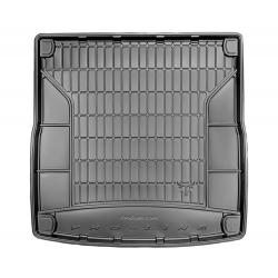 Guminis bagažinės kilimėlis Pro-Line AUDI A4 B8 Avant 2008-2015 (Su skyreliais daiktams)