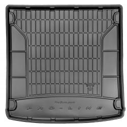 Guminis bagažinės kilimėlis Pro-Line AUDI A4 B7 AVANT 2004-2007 (Su skyreliais daiktams)