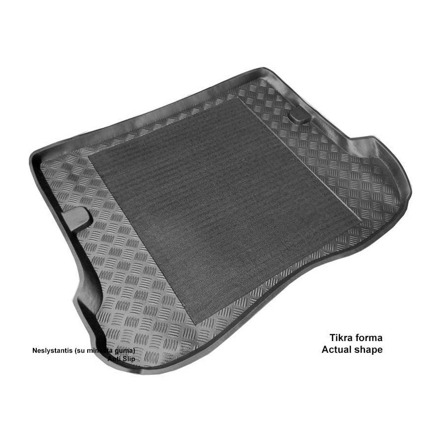Plastikinis bagažinės kilimėlis JEEP Grand Cherokee 4x4 2005-2010