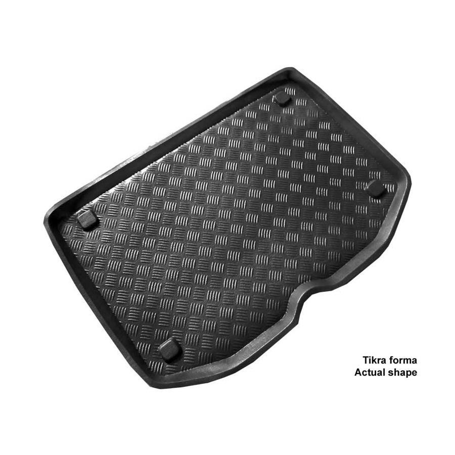 Plastikinis bagažinės kilimėlis CITROEN C3 Picasso 2009-2016