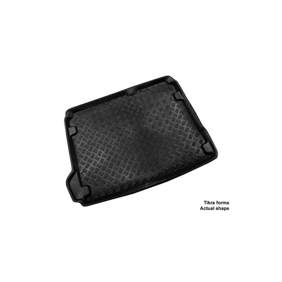 Plastikinis bagažinės kilimėlis CITROEN C4 Hatchback 2010-2018 (be Subwoofer)