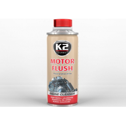 Variklio tepimo sistemos ploviklis K2 MOTOR FLUSH, 250 ml