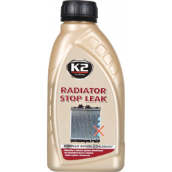 Radiatoriaus klijai K2 RADIATOR STOP LEAK 400ml