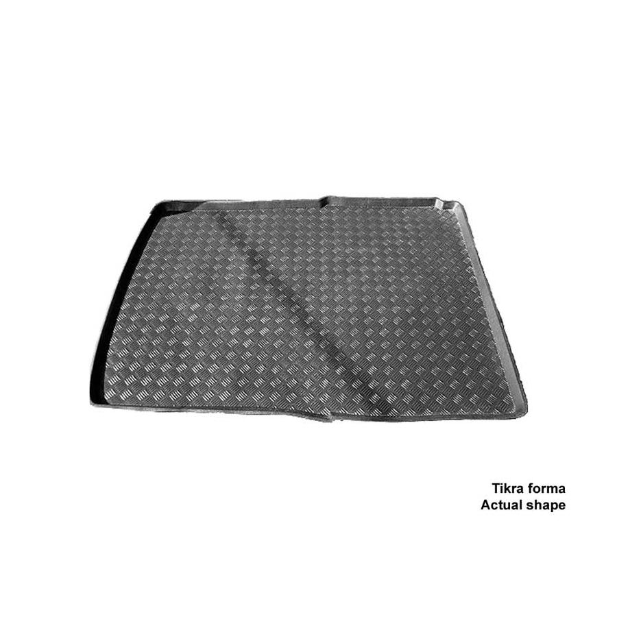 Plastikinis bagažinės kilimėlis VOLKSWAGEN Caddy Van 2 sėdynių 2004→