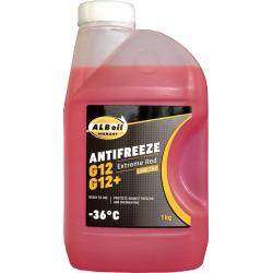 Antifrizas ALBoil G12/G12+ EXTREME RED LONG LIFE -36ºC, 1kg