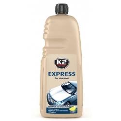 Šampūnas K2 EXPRESS 1L (koncentratas, citrinų kvapo)