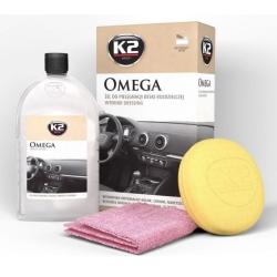Interjero valymo rinkinys K2 OMEGA 500ml